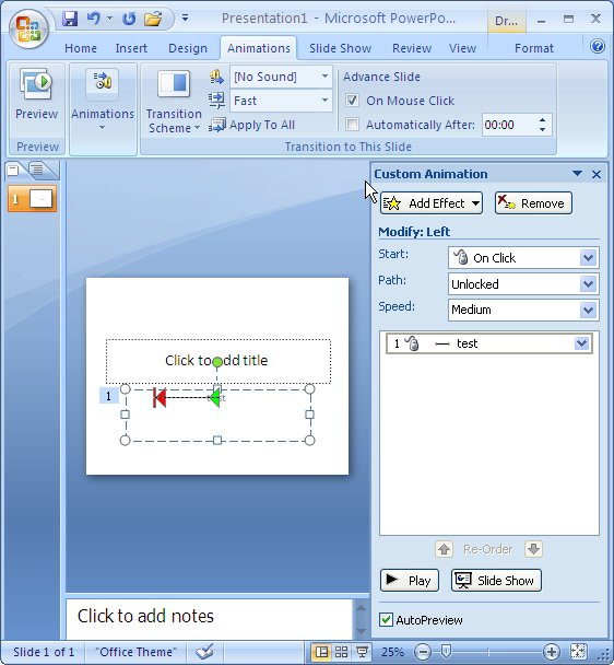 Powerpoint Crack 2007